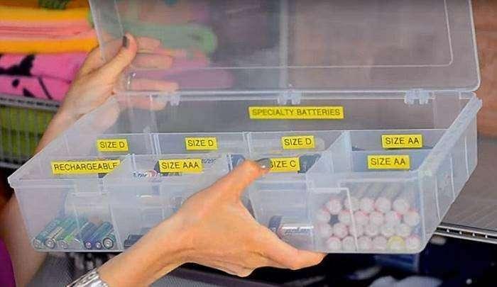 Учимся порядку в доме у самой организованной женщины США (28 фото)