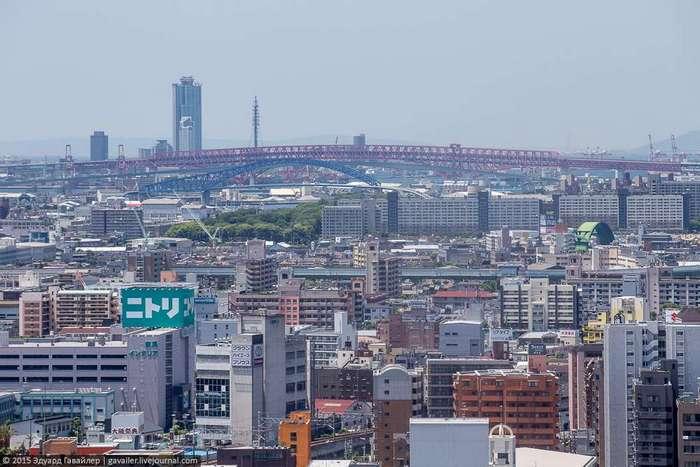 Три высоты в Осаке
