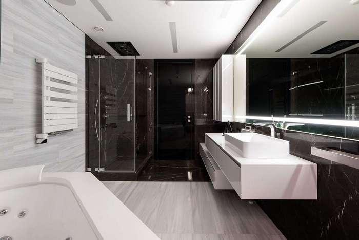 Квартира в Москве от студии Geometrix Design