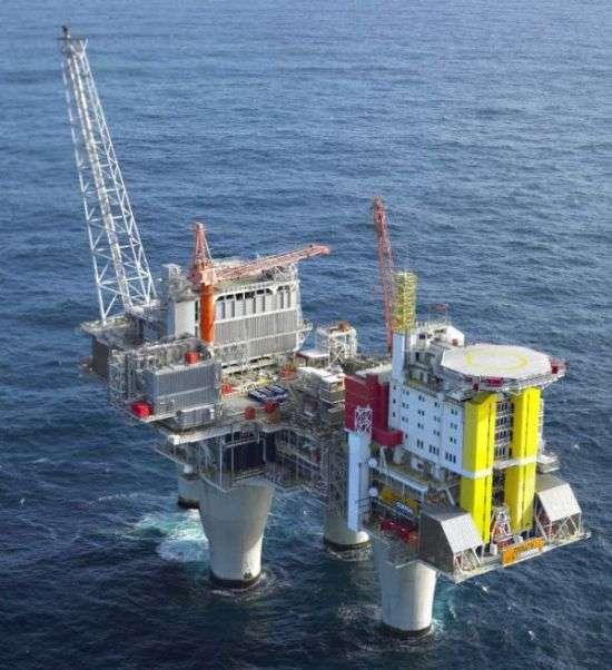 Чудо инженерной мысли - нефтегазовая платформа «Тролль-А»