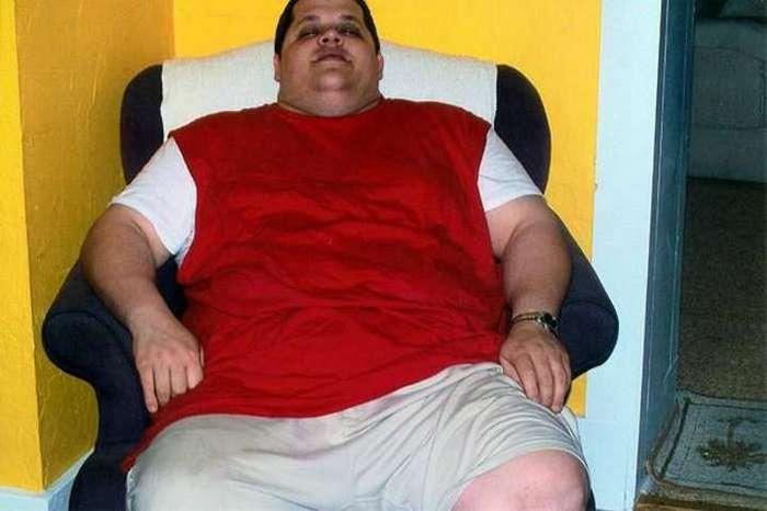 Сбросил 86 кг за 10 месяцев