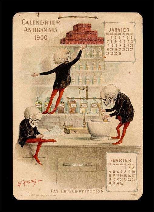 Смертоносная реклама: шутка со скелетами, которая унесла немало жизней