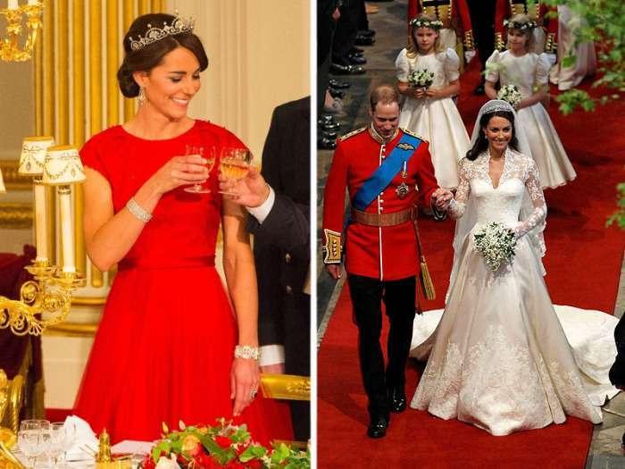 15 платьев, в Которых Кейт Миддлтон выглядела, как настоящая принцесса