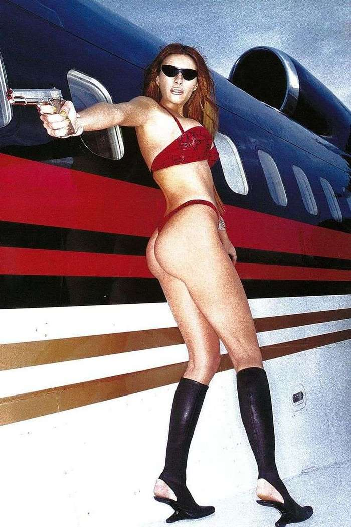 Голая первая леди: Лучшие фото жены Дональда Трампа