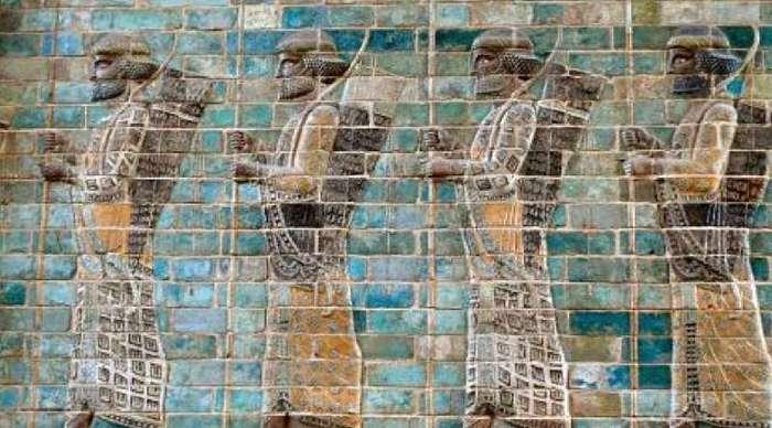 Это странное сооружение родом из древней Персии. Без него было невозможно выжить...