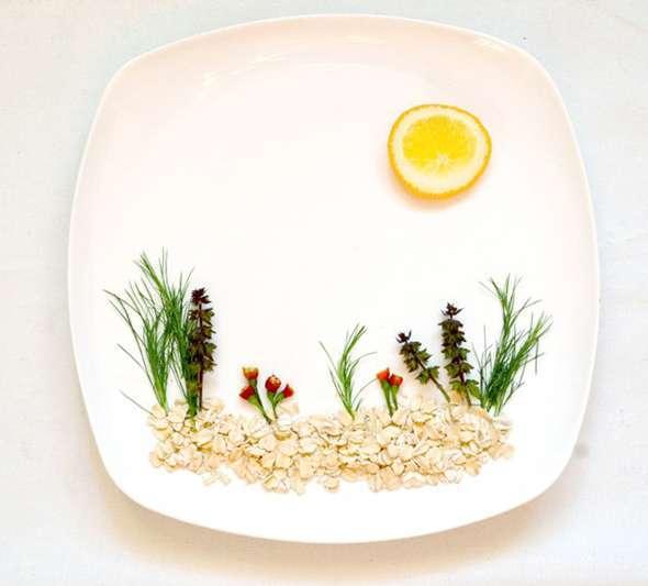 Когда еда превращается в нечто большее (17 фото)