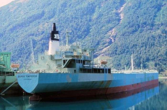 Топ-10 крупнейших морских суден мира (10 фото)