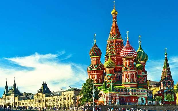 Удивительные факты о России глазами британцев