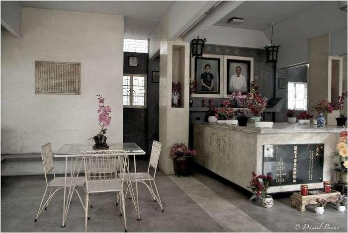 Беверли-Хиллз для мертвых: Роскошные гробницы с кухней и кондиционером