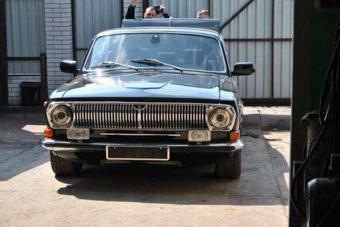 ГАЗ-24 на базе BMW E39 (20 фото + 2 видео)