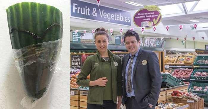 Как ответил супермаркет на претензию покупателя, обнаружившего дохлого червяка в огурцах
