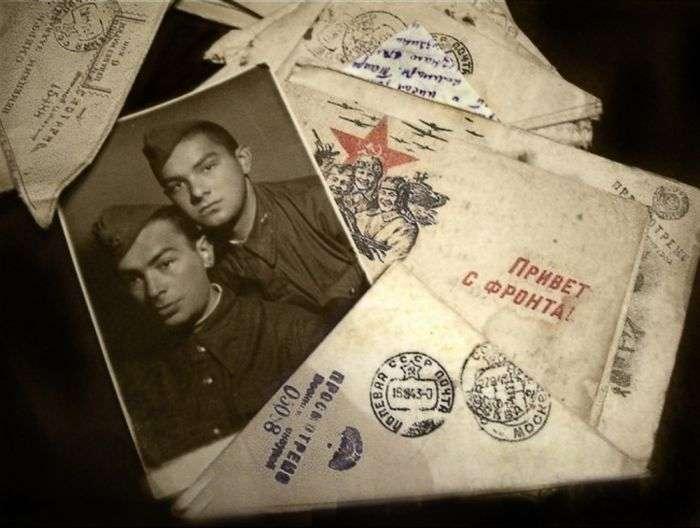 Фронтовые письма, которые трогают до глубины души