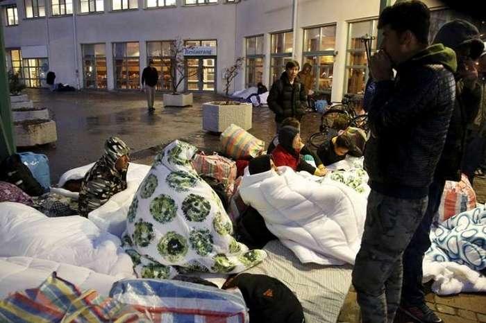 В Швеции пятеро мигрантов изнасиловали женщину-инвалида
