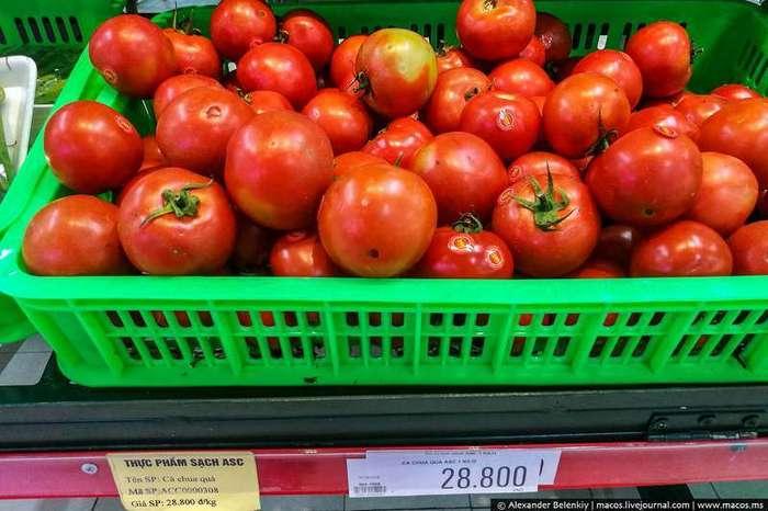 Что едят во Вьетнаме. Прогулка по супермаркету