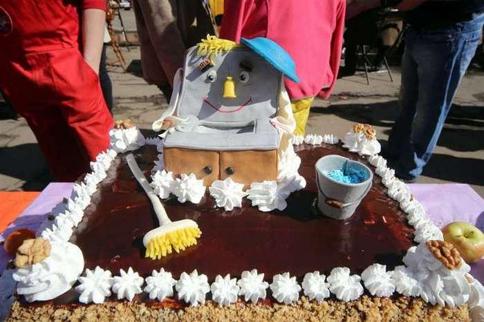 Иностранцы не поймут, или Угадай страну по торту! (32 фото)
