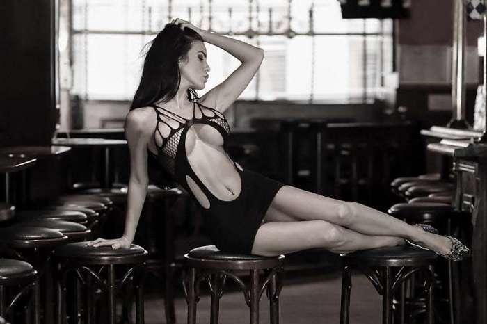 Красивые девушки в белье от Kenneth Lysgaard (20 фото)