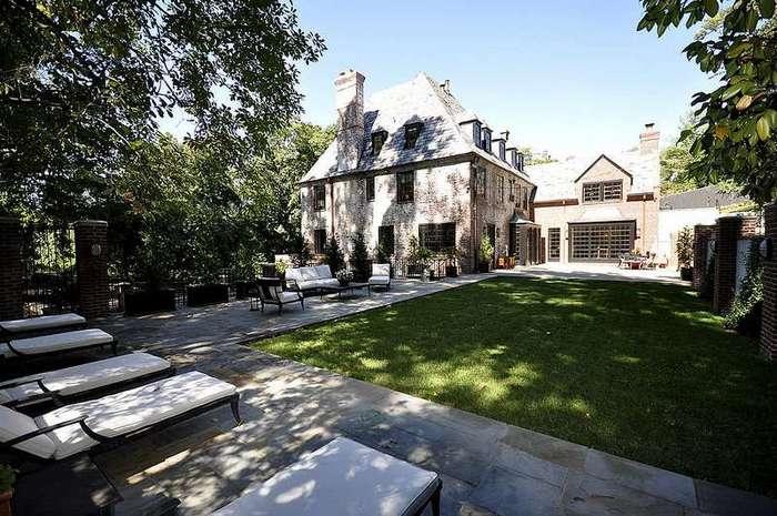 Фото-тур в новый дом Барака Обамы в Вашингтоне