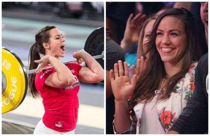 Самые красивые спортсменки Олимпиады