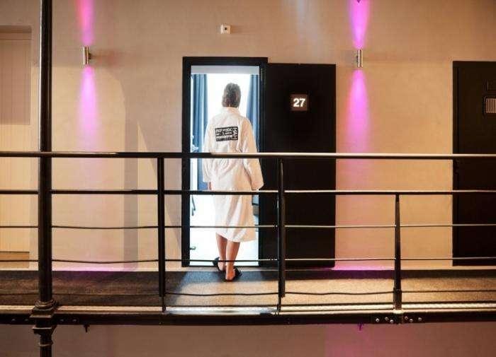 Тюрьма-отель (11 фото)