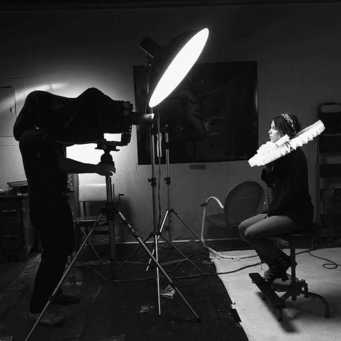 Фотографии, созданные на 160-летнем оборудовании (10 фото)