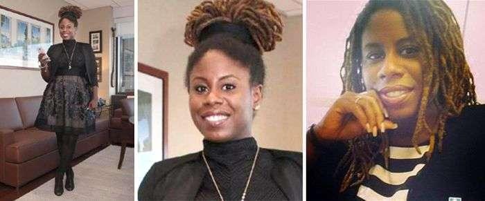 Злоключения темнокожей жительницы Нью-Йорка (5 фото)