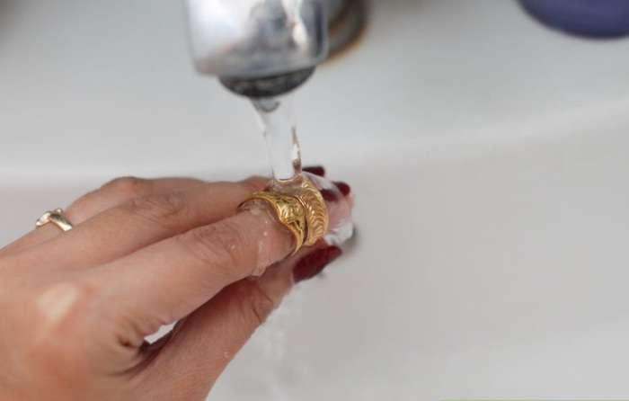 Чем быстро очистить золото в домашних условиях - Russkij-Litra.ru