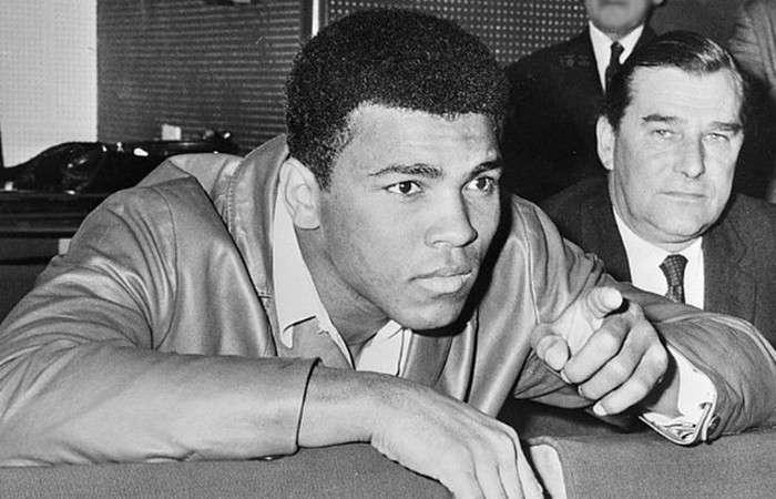 25 малоизвестных фактов о культовом боксере Мухаммеде Али