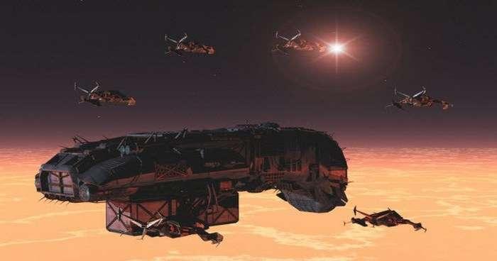 10 теорий заговора, связанных с тайными космическими программами