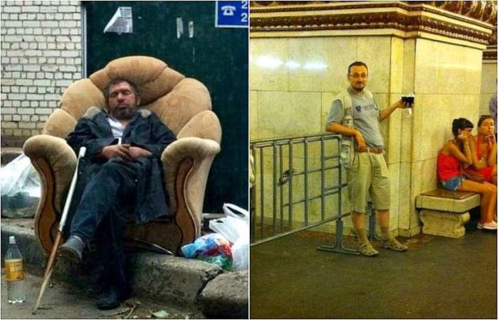 Красиво жить не запретишь: 17 уморительных снимков о роскоши в период кризиса