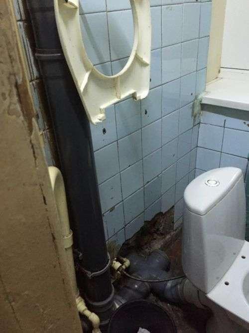 Впечатления иностранки, познавшей ужас российских больниц (13 фото)