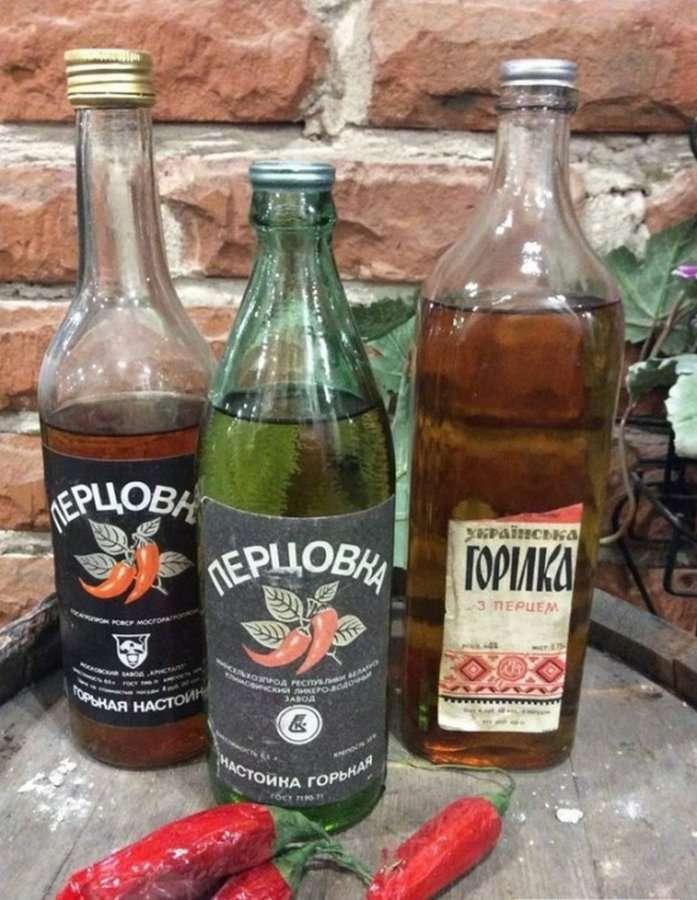 Что пили в Союзе