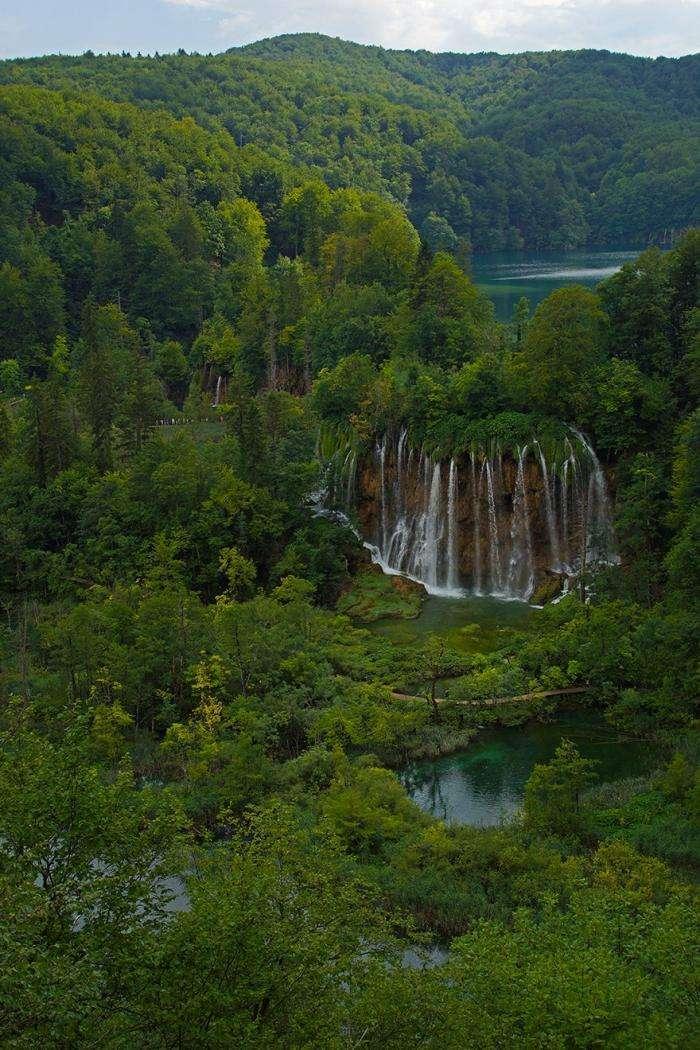 Потрясающие по красоте Плитвицкие озера (19 фото)