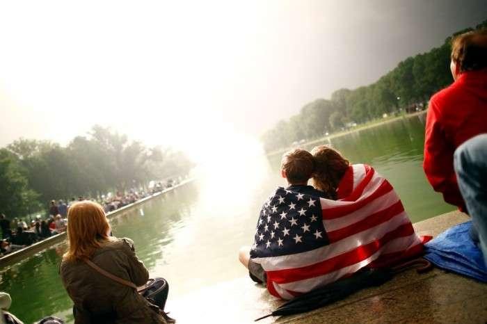 Фото повседневной жизни в США (39 фото)