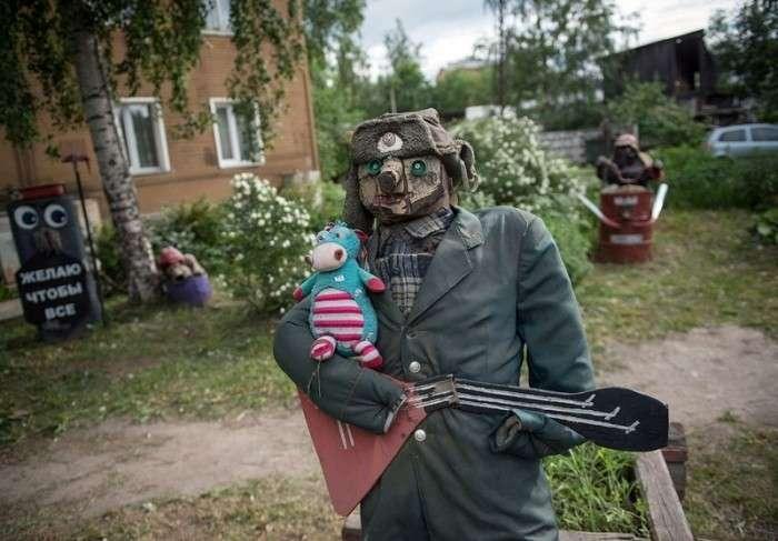 Такое можно встретить только в России (38 фото)