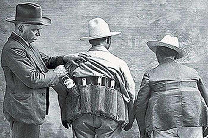 Последствия сухого закона в США (10 фото)