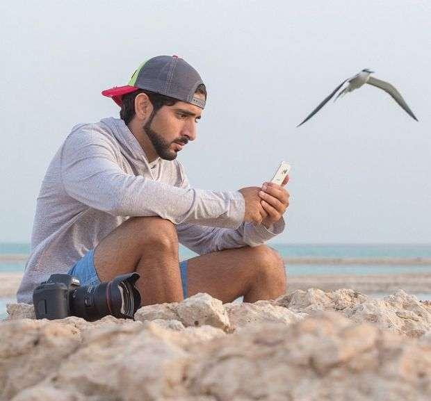 Как проводит время наследный принц Дубая (10 фото)
