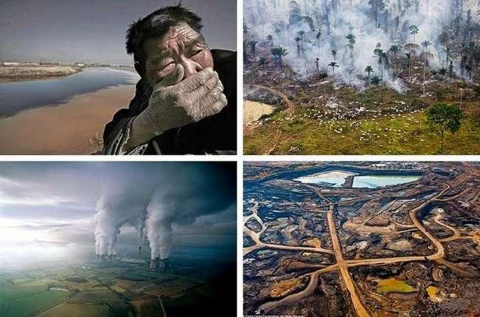 Фотографии, которые доказывают, что мы в опасности