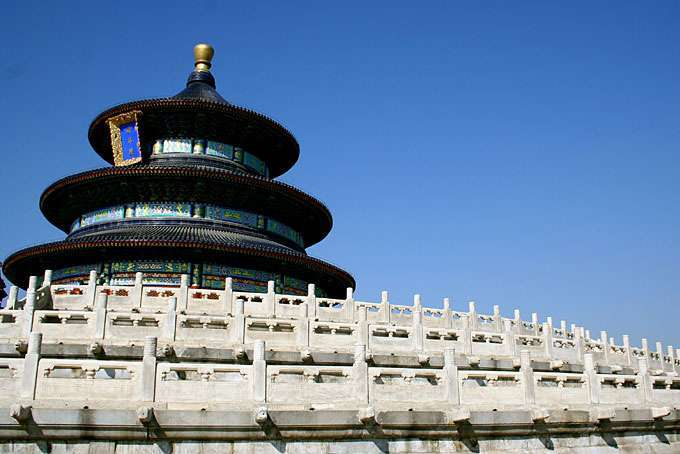 Развлечения в Пекине (10 фото)