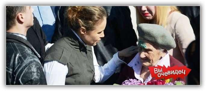 Не смогла вынести: в Славянске умерла ветеран ВОВ, которую на 9 мая националисты облили зеленкой