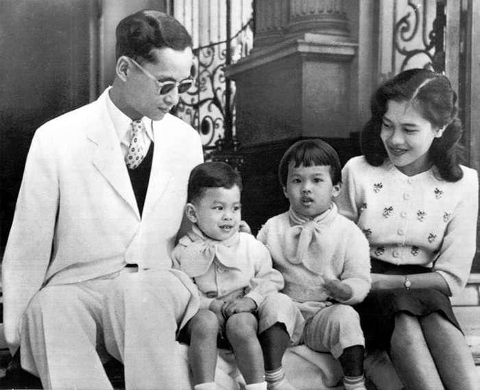 Умер король Таиланда