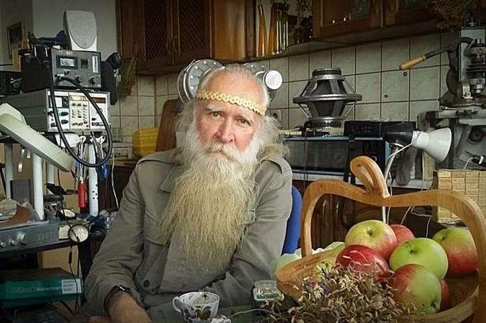 Белорус Алик, который умеет регулировать погоду