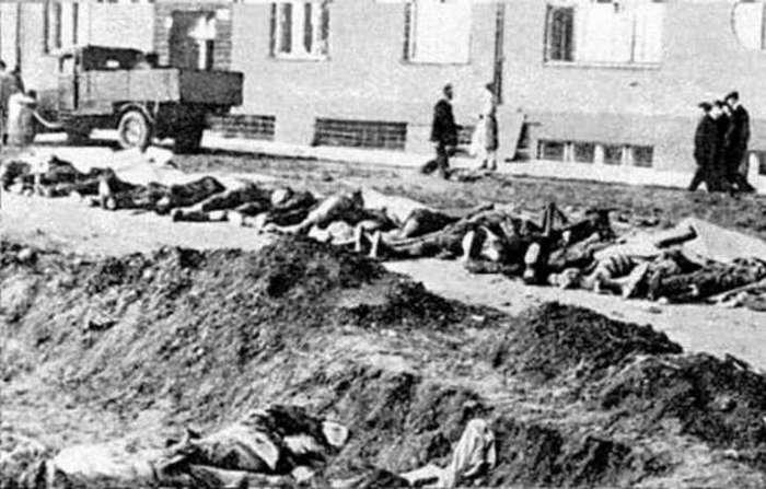 Геноцид, о котором не вспоминают