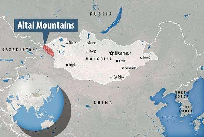 Путешествия во времени возможны? 1500-летняя монгольская мумия «носила обувь Adidas» (9 фото)
