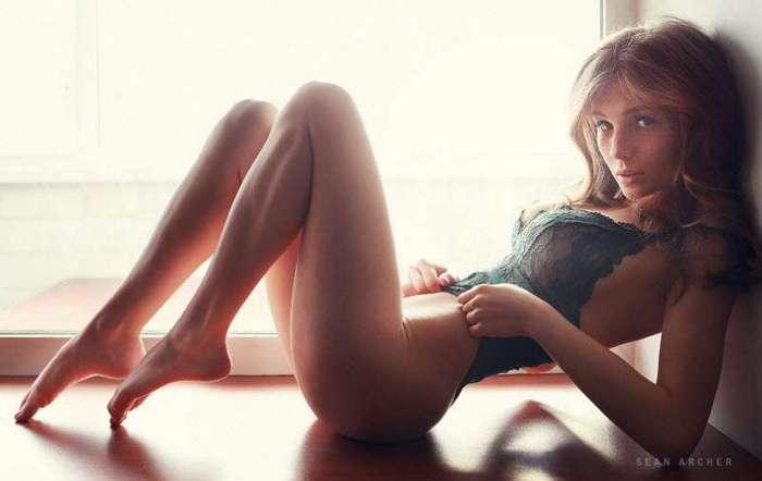 Красивые девушки в белье (19 фото)