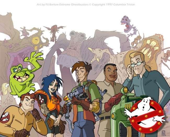16 зарубежных мультфильмов 90-х, которые возвращают в детство (16 фото)