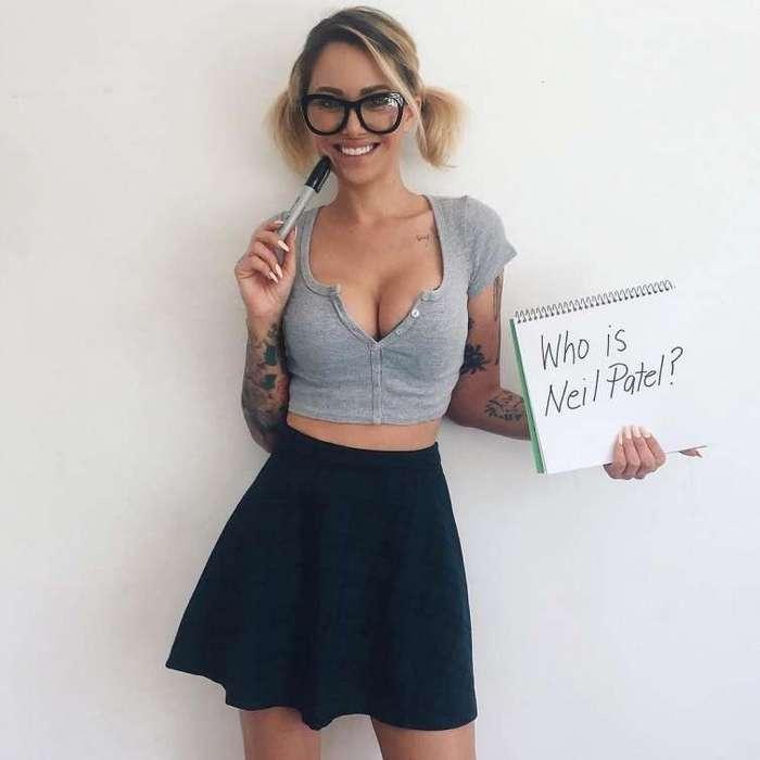 25 женщин Instagram, которые взбудоражат вашу фантазию (25 фото)
