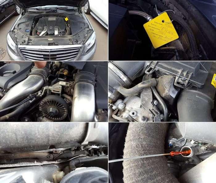 Mercedes StarClass или как красиво впарить смотаный, крашеный и «немножко беременный» S-класс за 4.7 млн