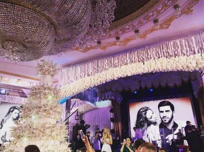 Свадьба на 2 млн долларов