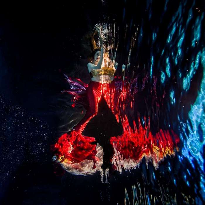 Изумительные подводные фотографии