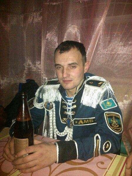 Казахские дембеля возвращаются домой